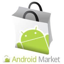 「Android Market」アイコン